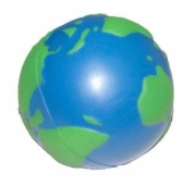 Earth Stress Ball PU Stress Reliever