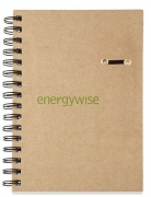 ECO Hard Cover Spiral Notebook