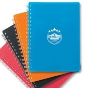 Solid Color Notebook