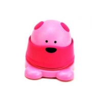 Cute bear stapless stapler
